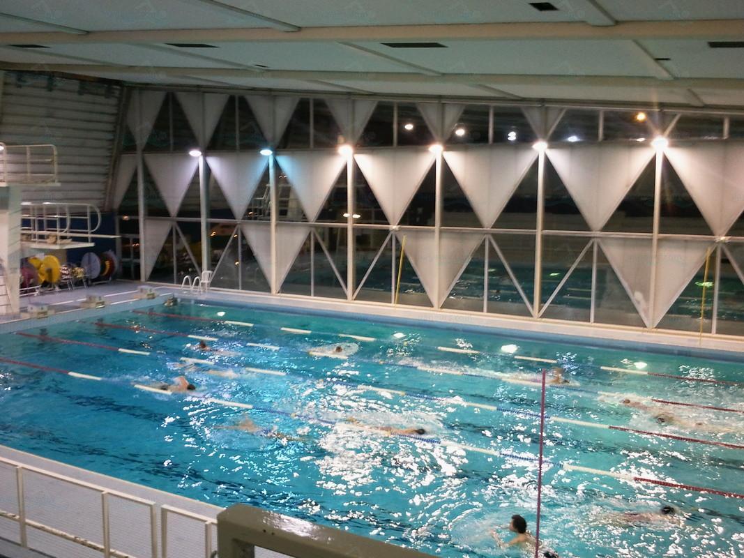 Photos piscine de cachan for Piscine longwy horaire