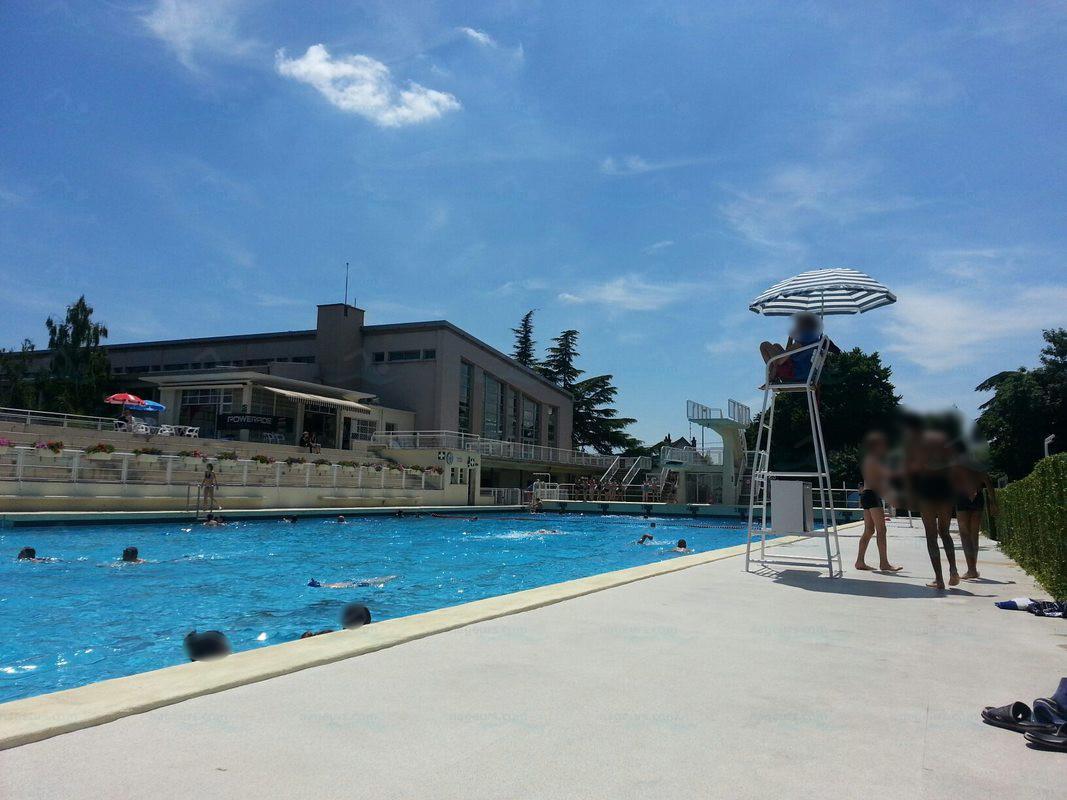 Le guide des 4 piscines de dijon for Accessoire piscine dijon