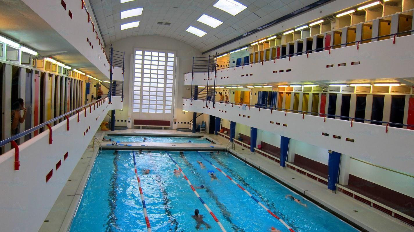 Photos piscine ch teau landon for Piscine des amiraux paris