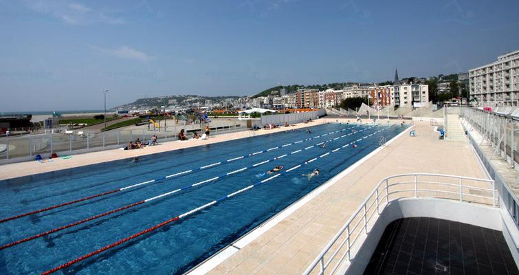 Le guide des 6 piscines de le havre - Couverture piscine prima le havre ...
