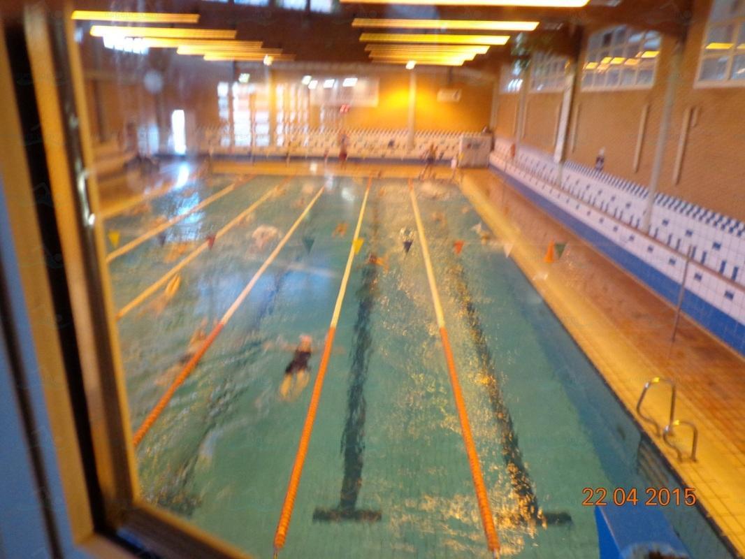 piscina cubierta de linares