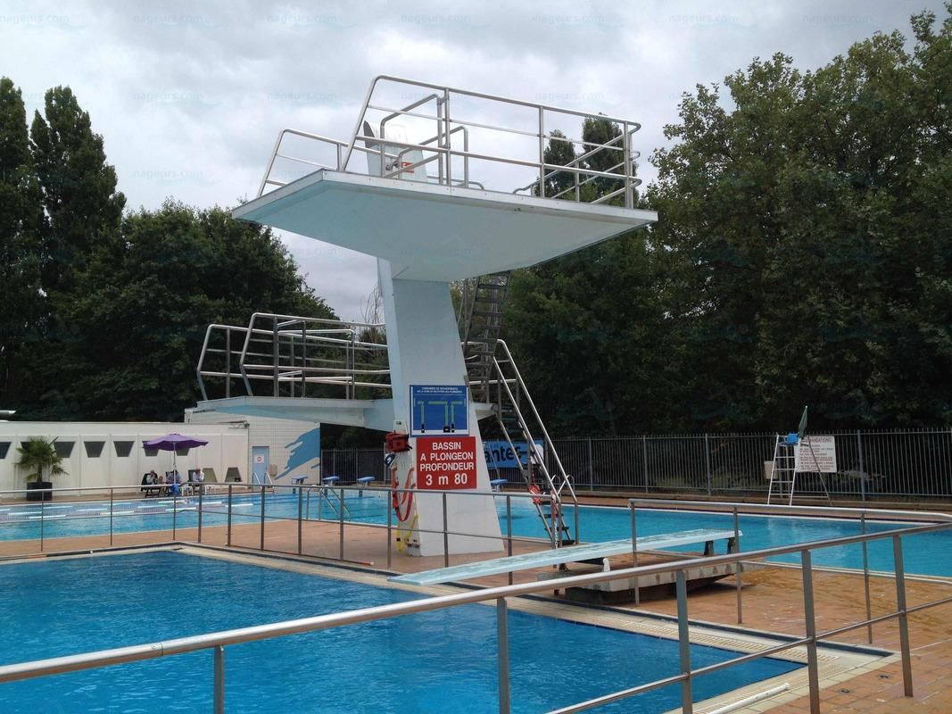 Le guide des 6 piscines de nantes for Piscine ile gloriette nantes