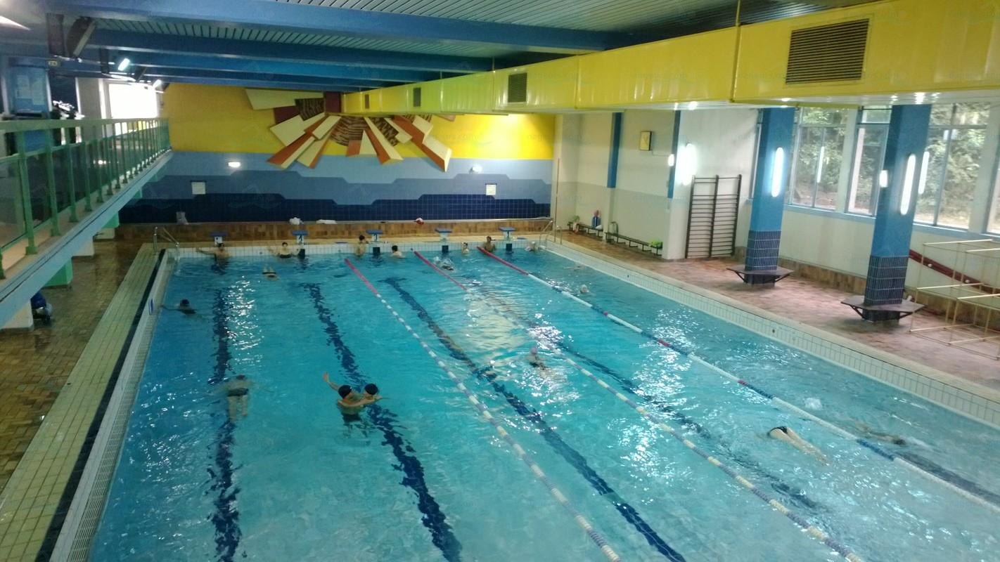 Photos piscine aspirant dunand for Piscine didot aquagym