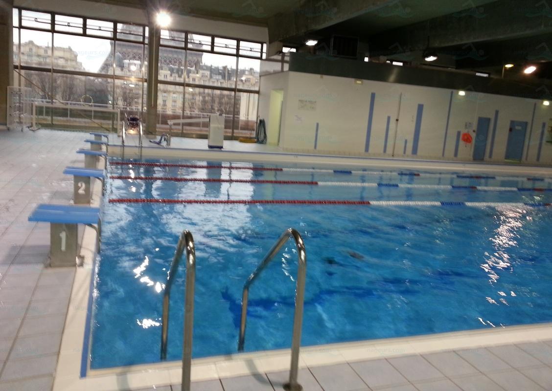 Photos piscine emile anthoine - Piscine jean boiteux paris ...