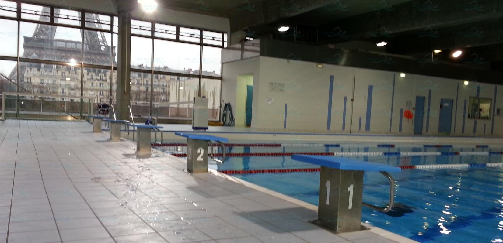 Le guide des 66 piscines de paris for Piscine didot aquagym