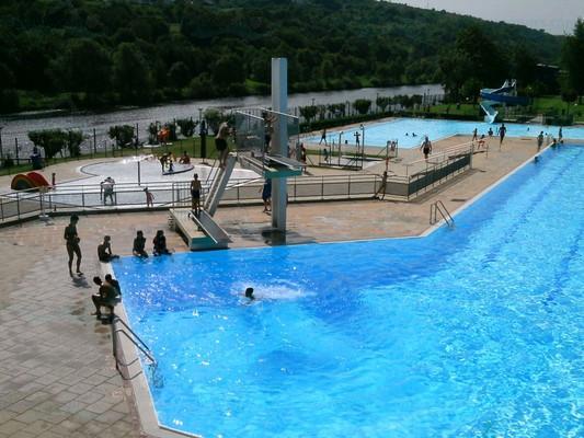 Annuaire des piscines luxembourg piscines for Badanstalt piscine luxembourg