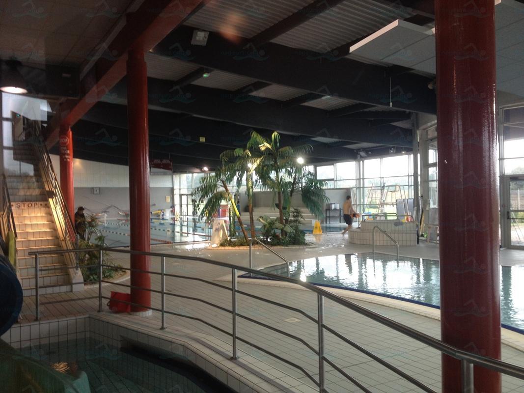 Photos centre aquatique jean pierre dhonneur for Aquabaule piscine