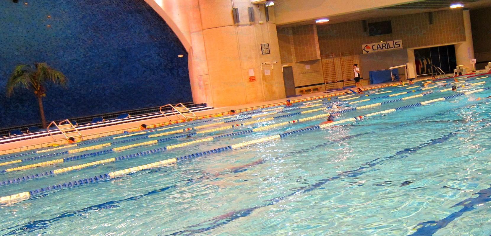 Piscines france ile de france les piscines paris 75 for Piscine des halles
