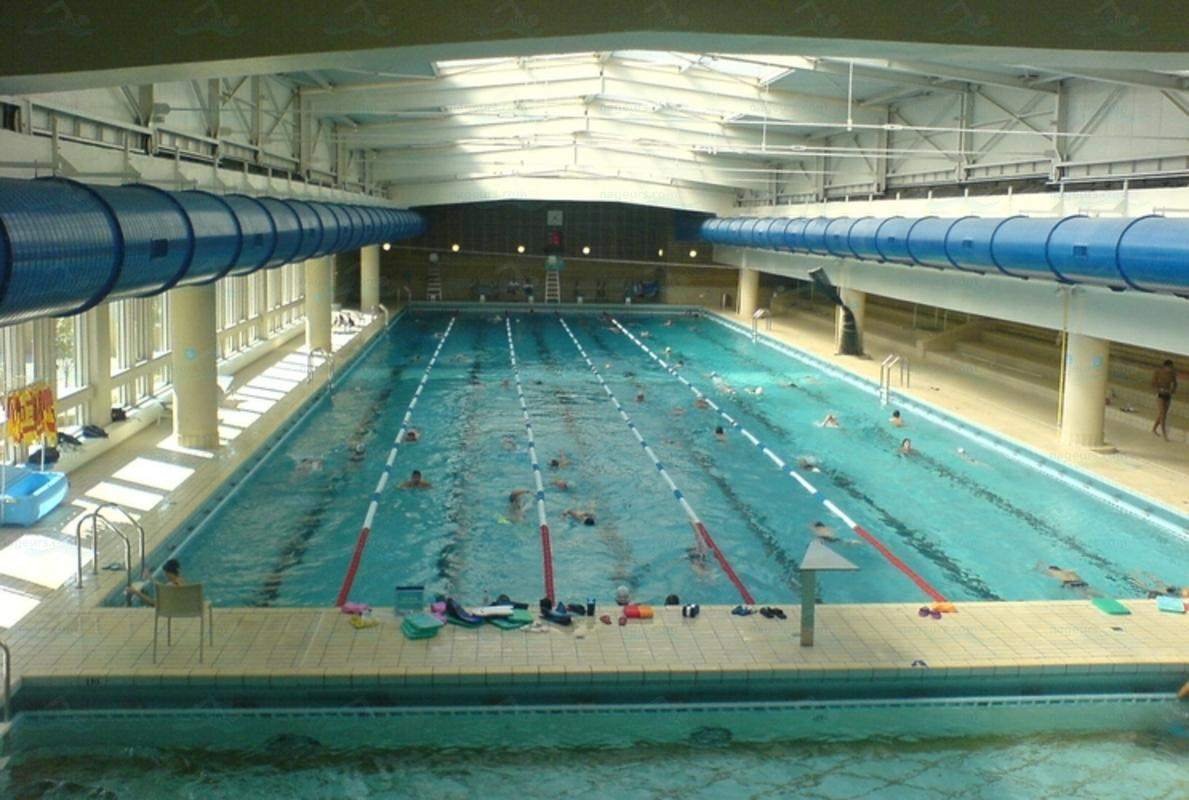 Le guide des 65 piscines de paris for Piscine bernard lafay