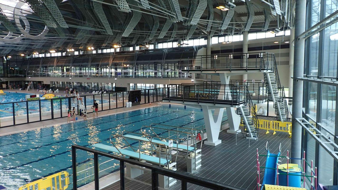 Le guide des 5 piscines de limoges for Camping limoges avec piscine