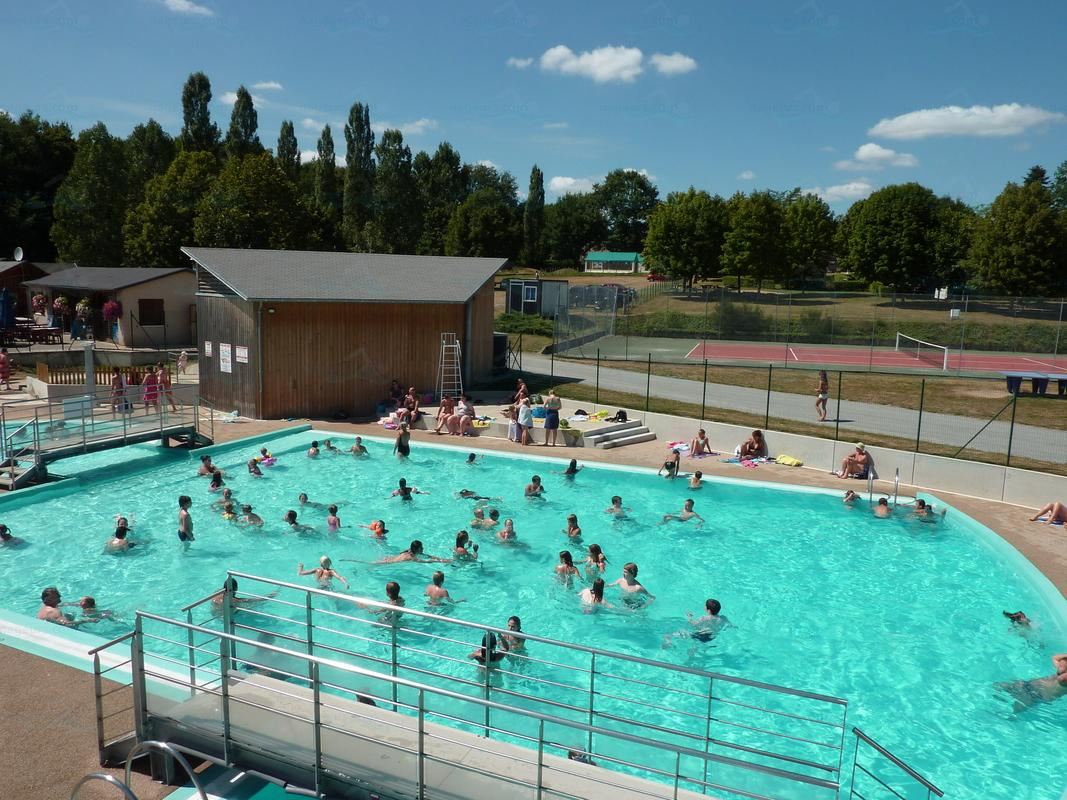 Piscines france limousin les piscines haute vienne for Camping limoges avec piscine