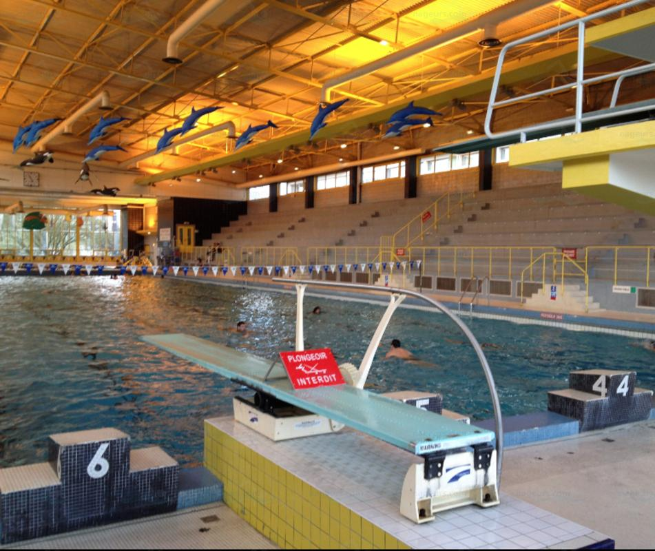 Photos piscine l o lagrange de nantes for Piscine nantes