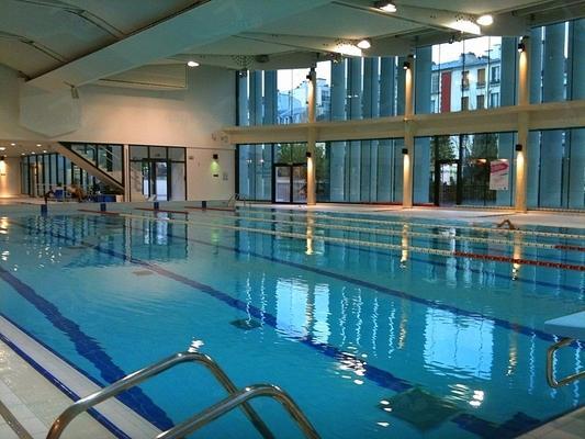 Photos piscine de levallois for Piscine beaujon