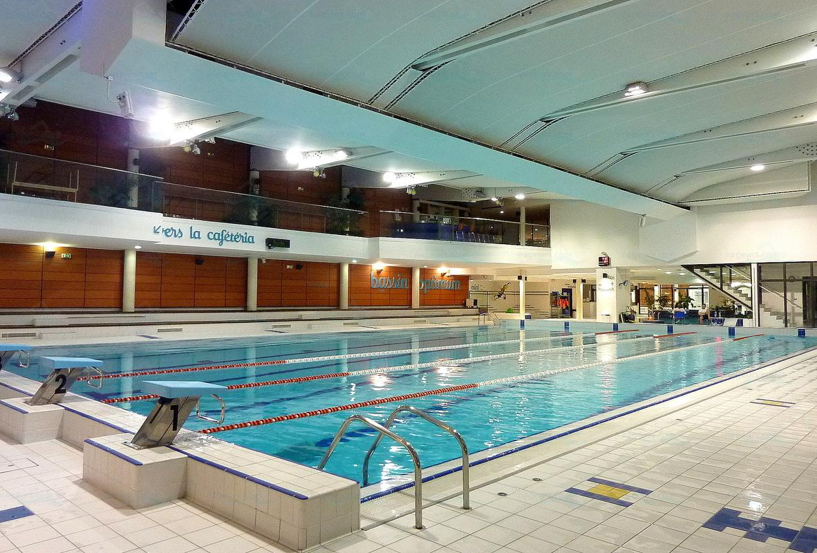photos piscine de levallois