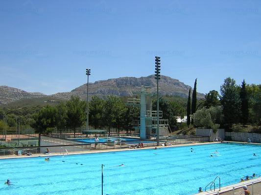 Photos piscine luminy for Asptt marseille piscine