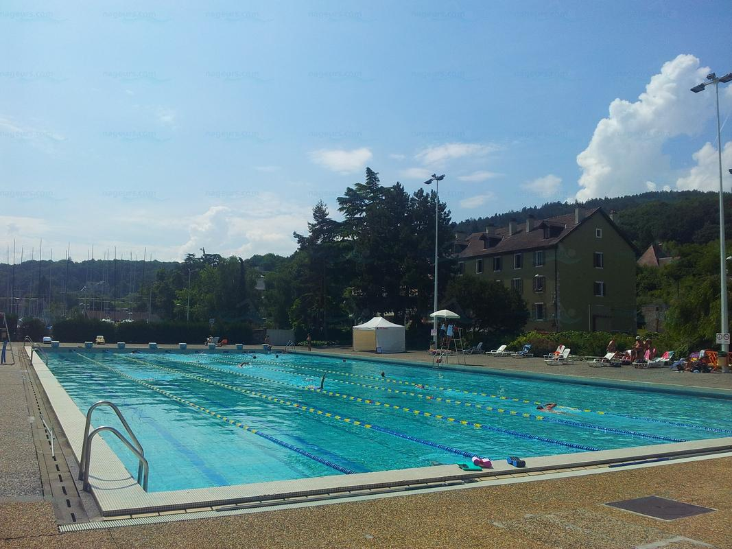 Piscines france rh ne alpes les piscines haute for Piscine ile bleue seynod