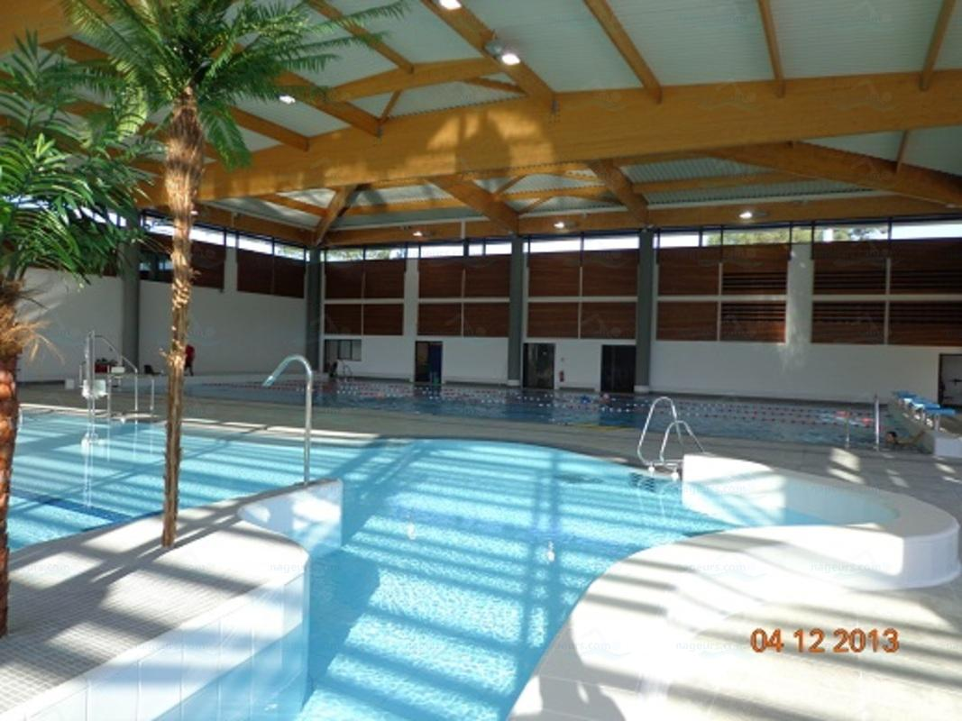 Piscines france aquitaine les piscines gironde 33 for Piscine universitaire talence