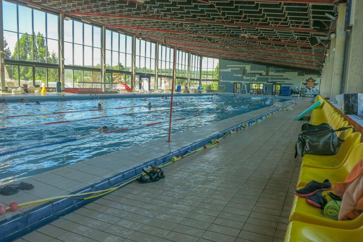 Piscine meudon for Piscine forest hill