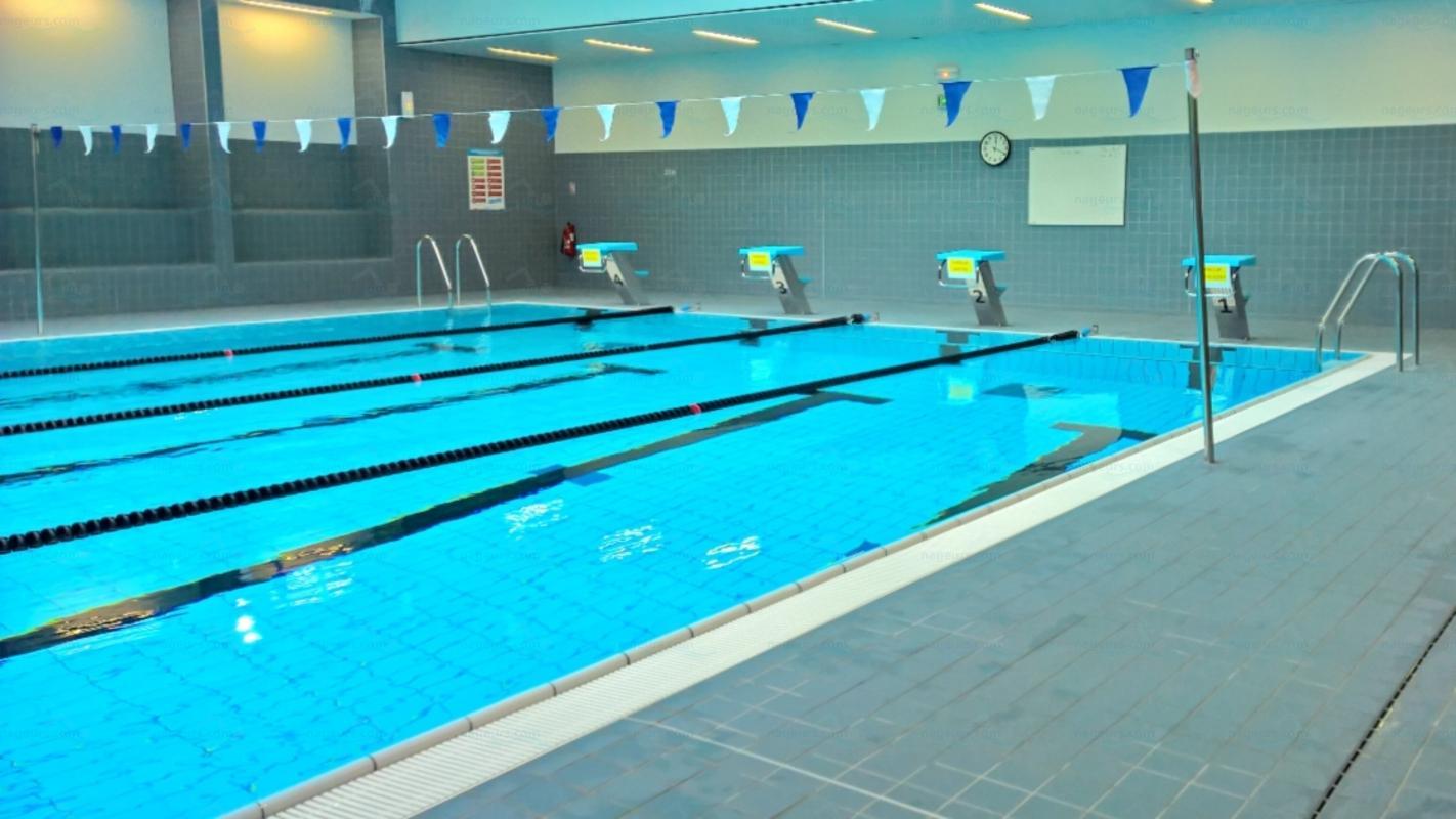 Le guide des 66 piscines de paris for Piscine 75012