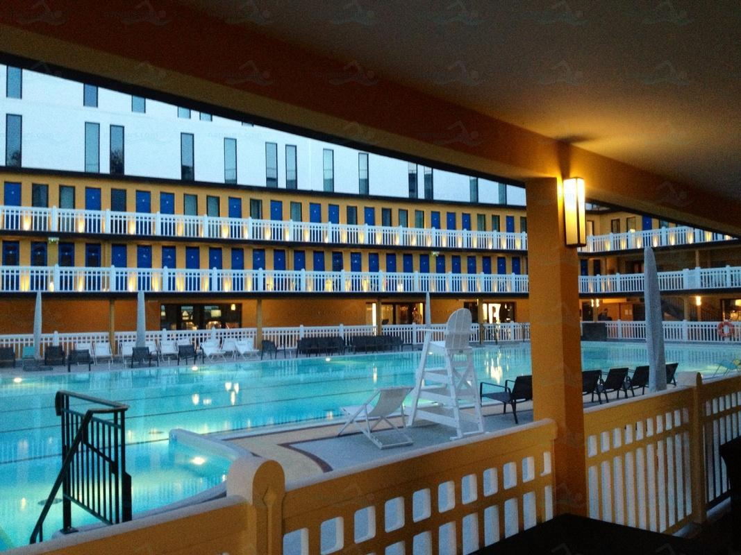Le guide des 65 piscines de paris for Piscine 50m paris