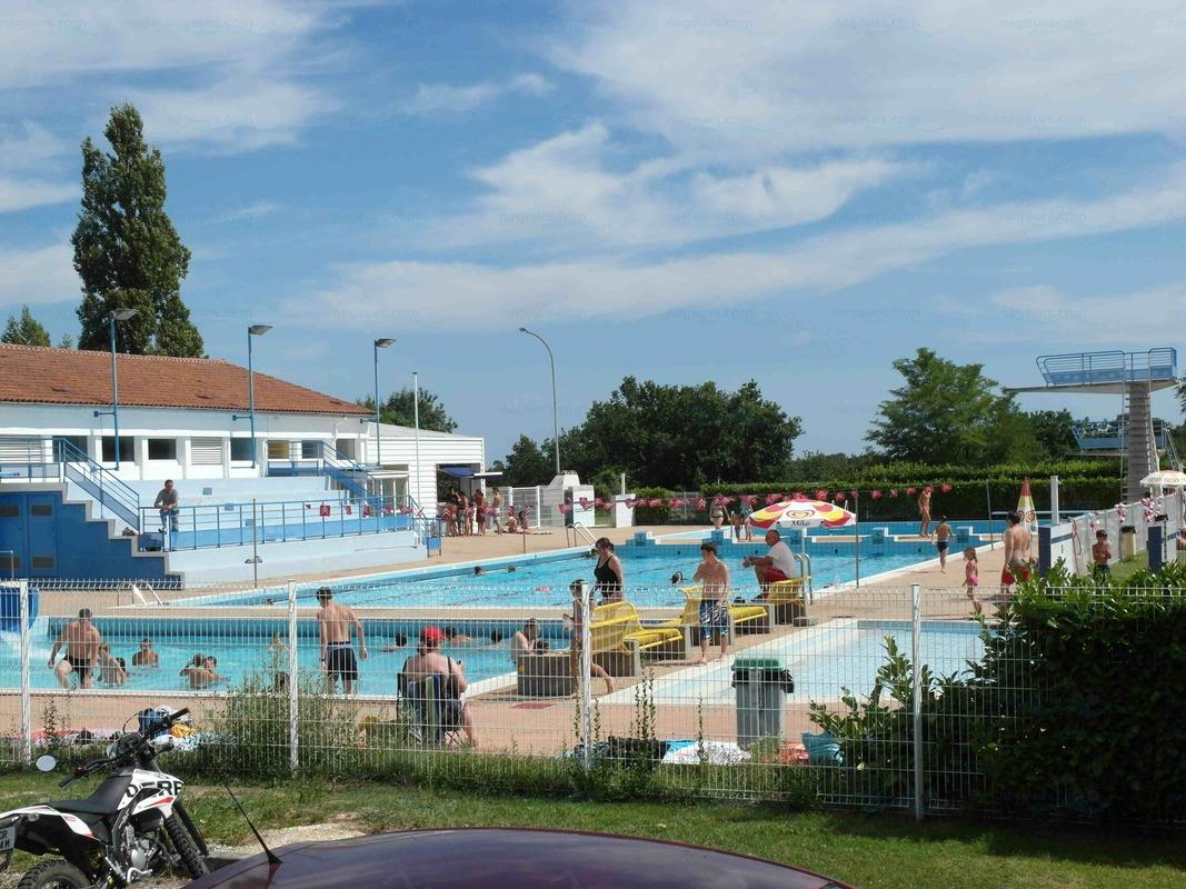 Piscine municipale de saint m dard de guizi res Tarifs piscines