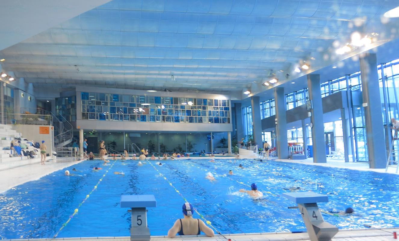 Photos aquapol for Piscine club med gym