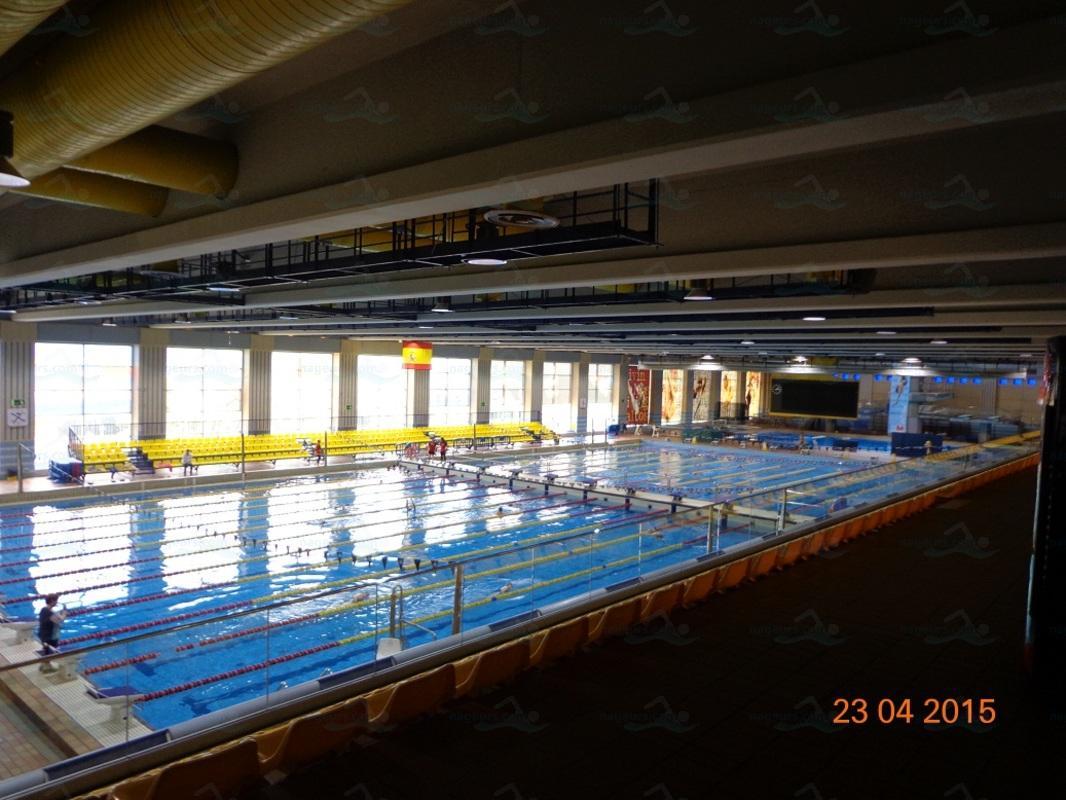 Annuaire des piscines espagne piscines for Piscina 86 mundial madrid