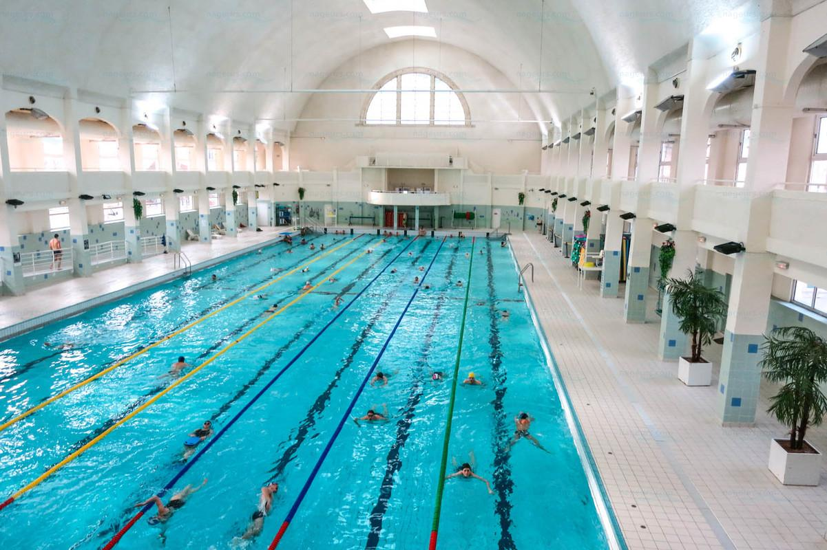 Photos piscine nancy thermal couverte for Horaire piscine nancy