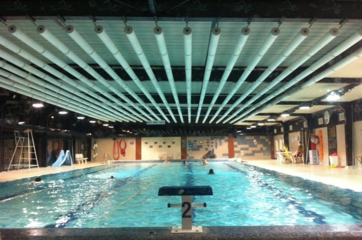 Photos piscine iris de neuville l s dieppe - Piscine pierre de coubertin saint denis ...