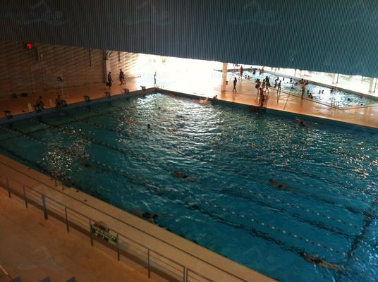 Photos piscine olympique municipale de colombes for Piscine olympique