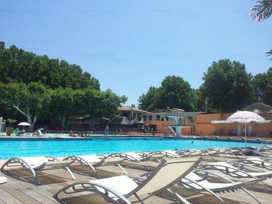 Le guide des 5 piscines de avignon for Camping avignon avec piscine