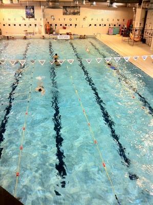 piscine pitot