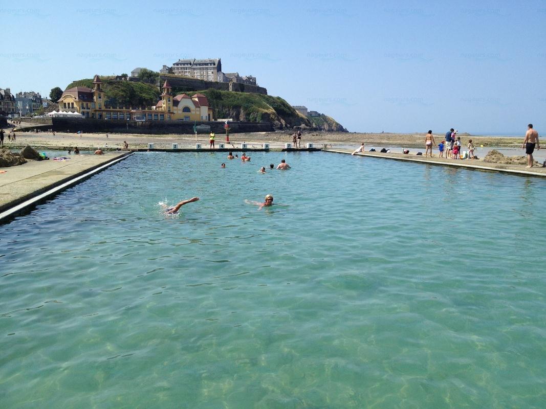 Photos piscine du plat gousset for Piscine coutances