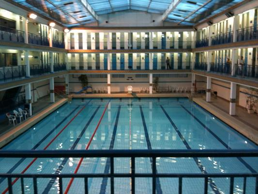 Le guide des 65 piscines de paris for Piscine saint merri