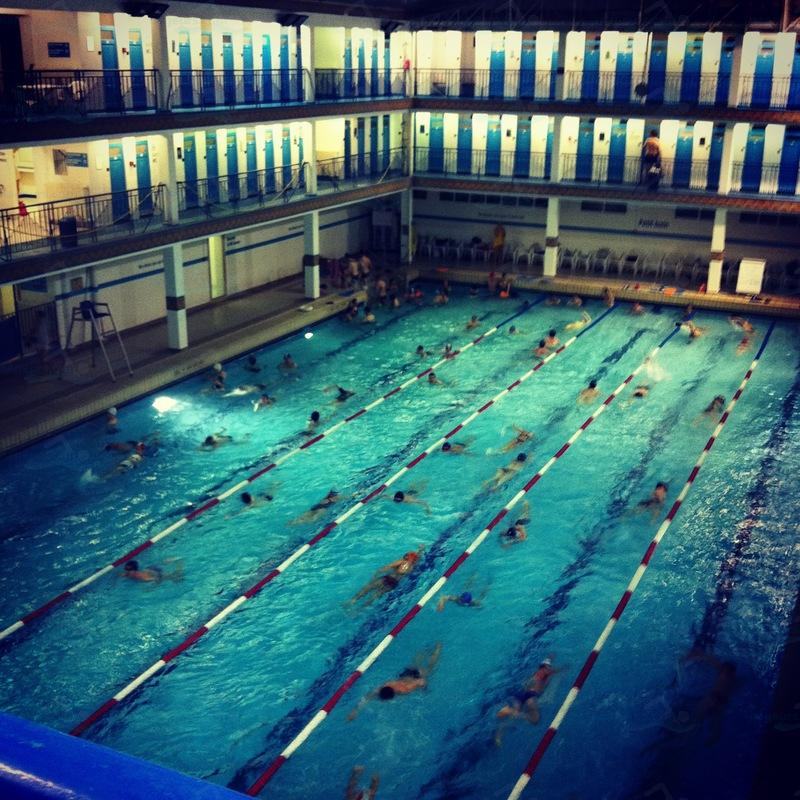 Le guide des 65 piscines de paris for Piscine georges rigal
