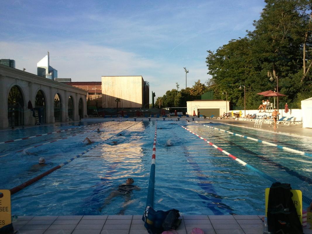 Photos palais des sports de l 39 le de puteaux - Piscine palais des sports nanterre ...