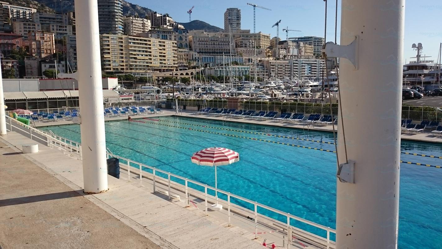 Annuaire des piscines monaco piscines for Piscine stade louis 2