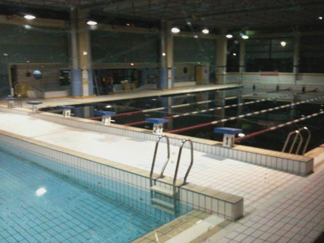 Photos piscine jean boiteux ex reuilly for Piscine 12eme