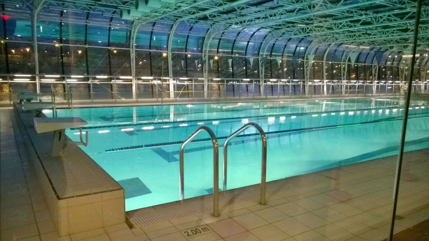 Photos piscine jos phine baker - Piscine 50 metres paris ...