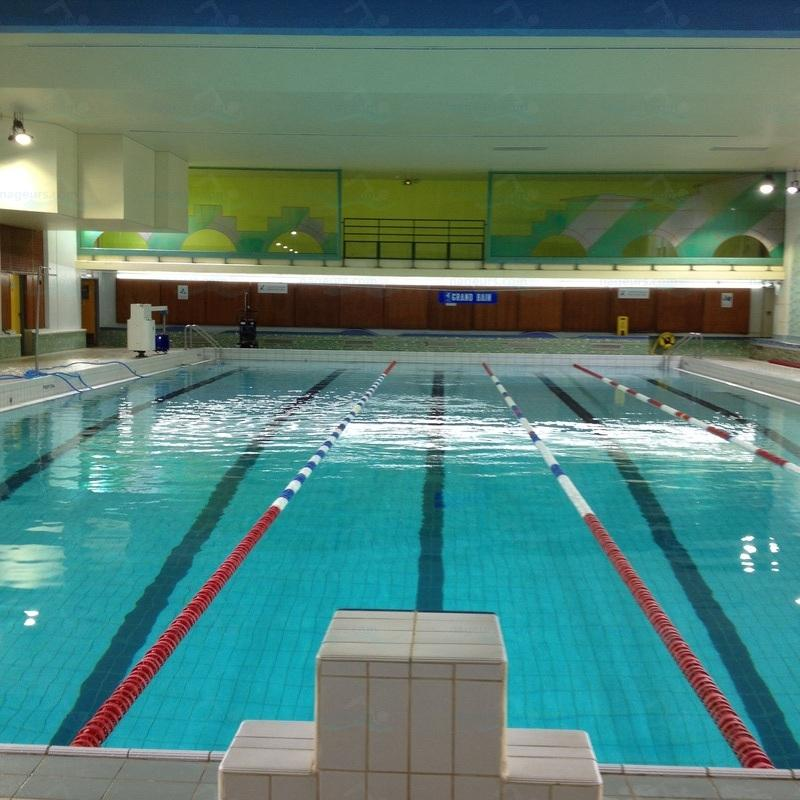 Le guide des 65 piscines de paris for Piscine valeyre