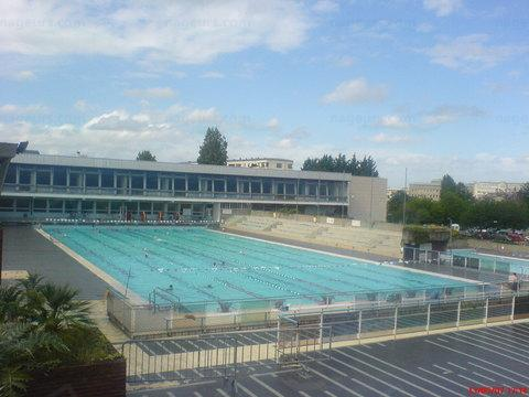 Photos stade nautique de caen for Piscine de champagne