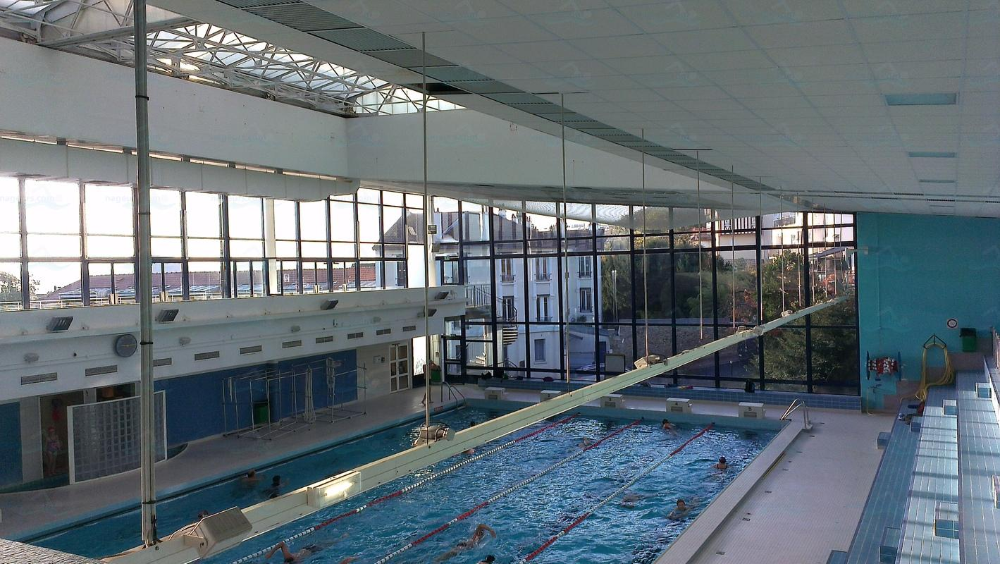 Photos centre sportif des raguidelles for Piscine garches