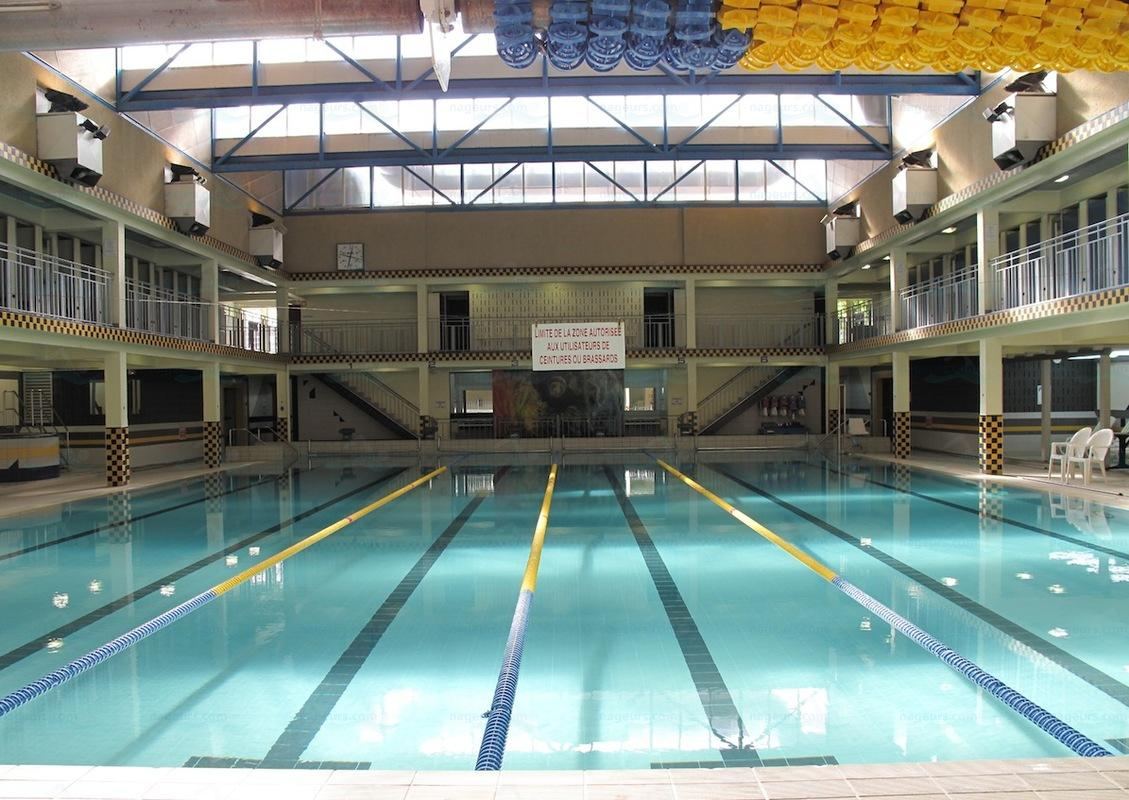 Le guide des 6 piscines de reims for Horaire piscine reims