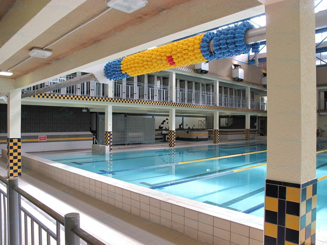 Photos piscine talleyrand for Piscine tiolette reims