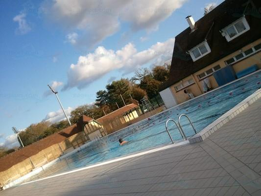 Piscine Du Tennis Club Du Touquet