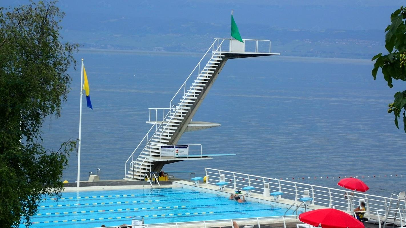 Piscines france rh ne alpes les piscines haute for Piscine de thonon
