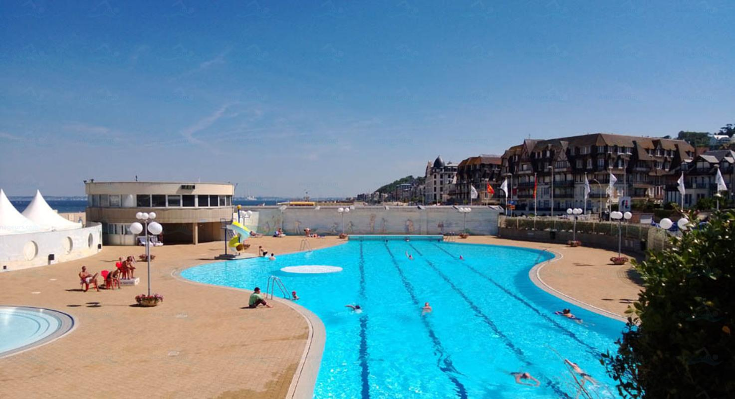 photos piscine de trouville