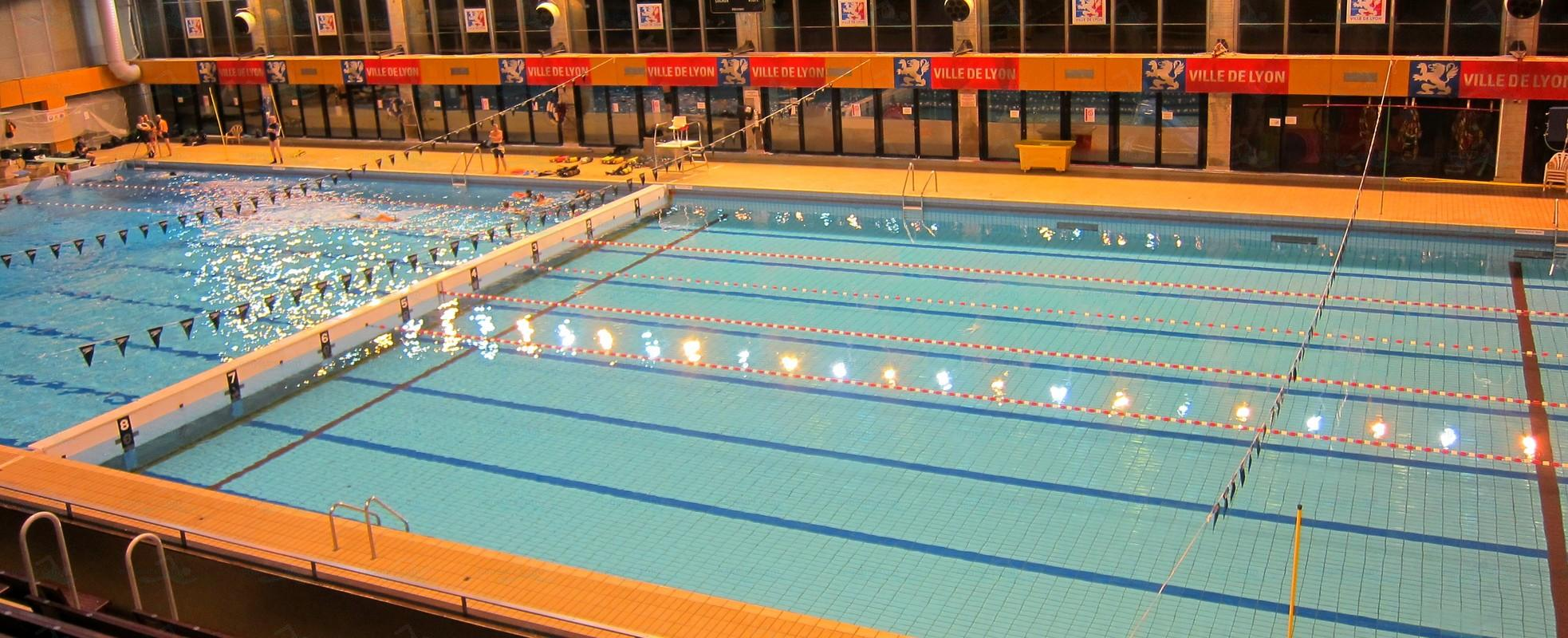 Photos piscine de vaise - Piscine municipale cabourg lyon ...