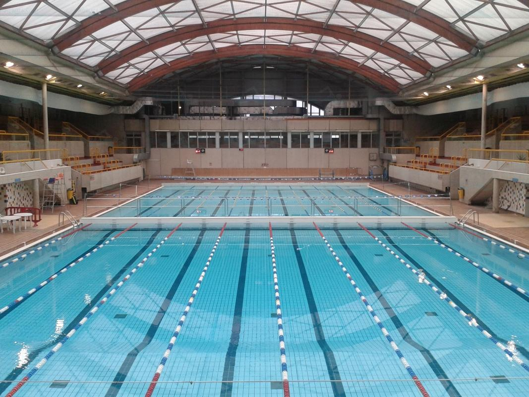 Piscine edouard pailleron paris planning centre sportif for Piscine pailleron