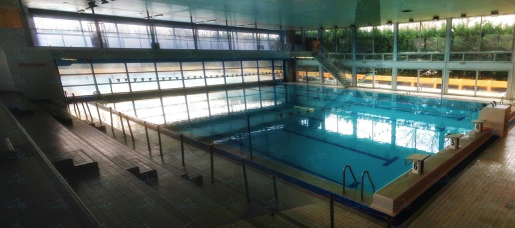 Le guide des 2 piscines de villeneuve la garenne - Piscine youri gagarine villejuif ...
